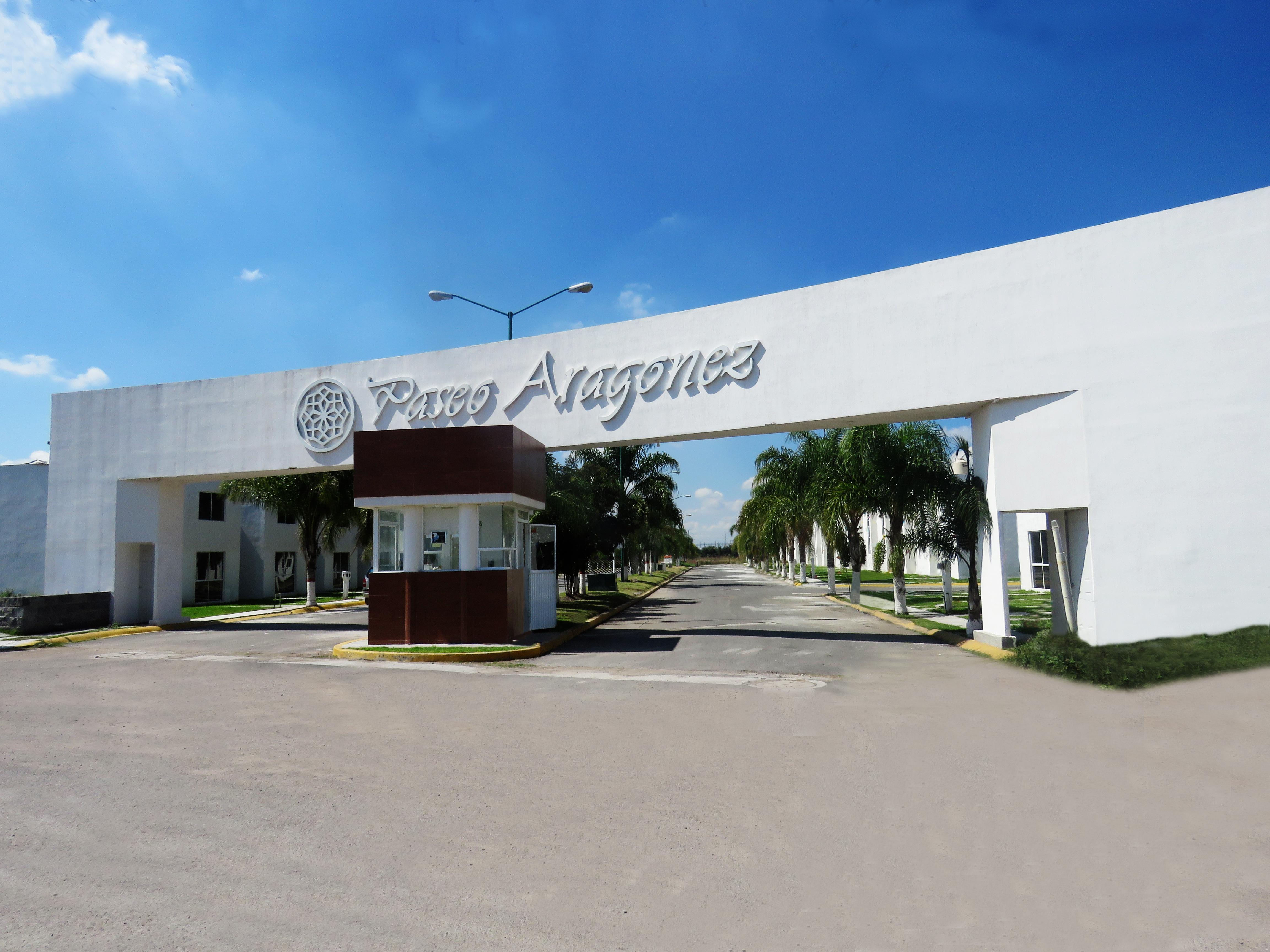 Control de acceso - Villa Aragonez