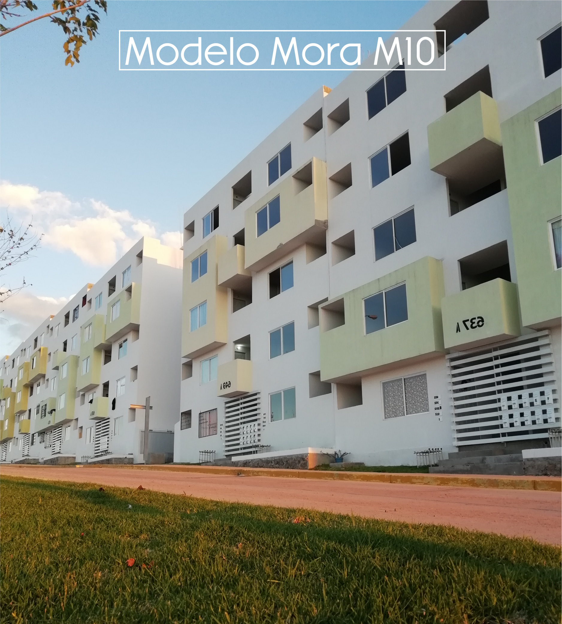 Modelo Mora- VILLAS ORIENTE-HOGARES HERSO
