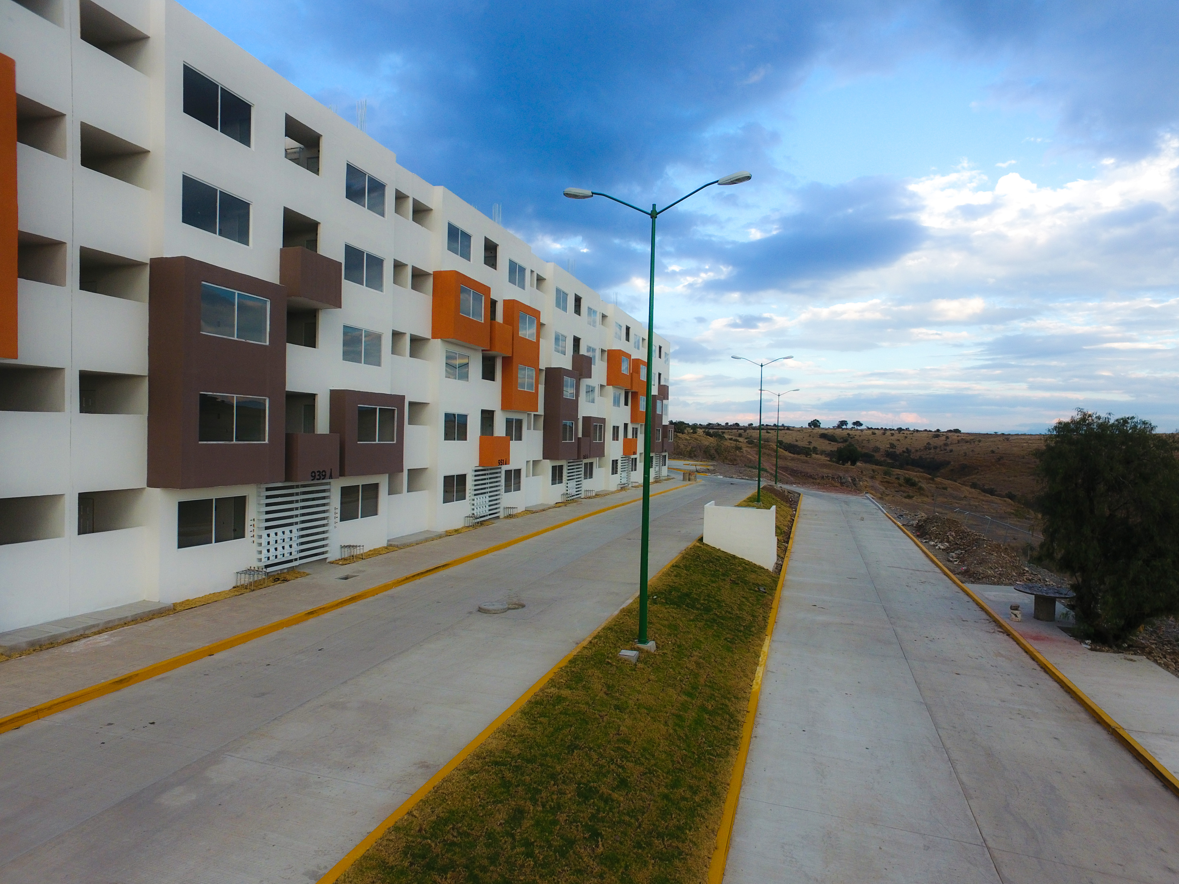 Modelo Terra- Villas Oriente- Hogares Herso