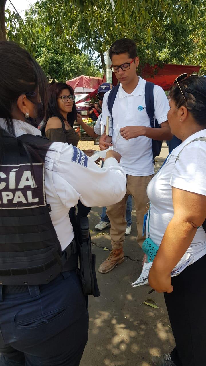 DONACIÓN CUBREBOCAS-VILLAS DEL PEDREGAL-HOGARES HERSO 4