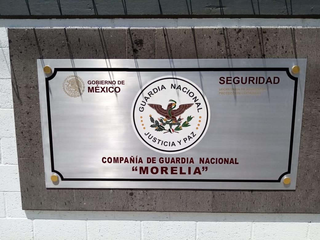 GUARDIA NACIONAL-VILLAS DEL PEDREGAL-MORELIA 1