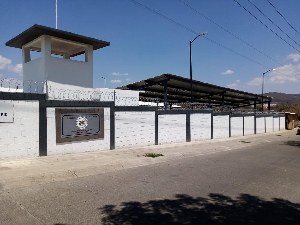 GUARDIA NACIONAL-VILLAS DEL PEDREGAL-MORELIA 2