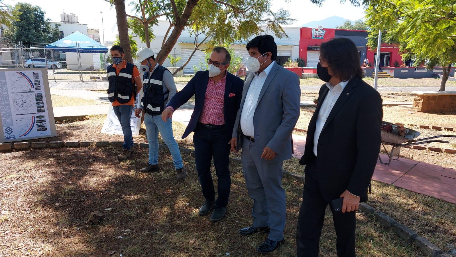 CENTRO DE CIUDAD, VILLAS DEL PEDREGAL 2020-4