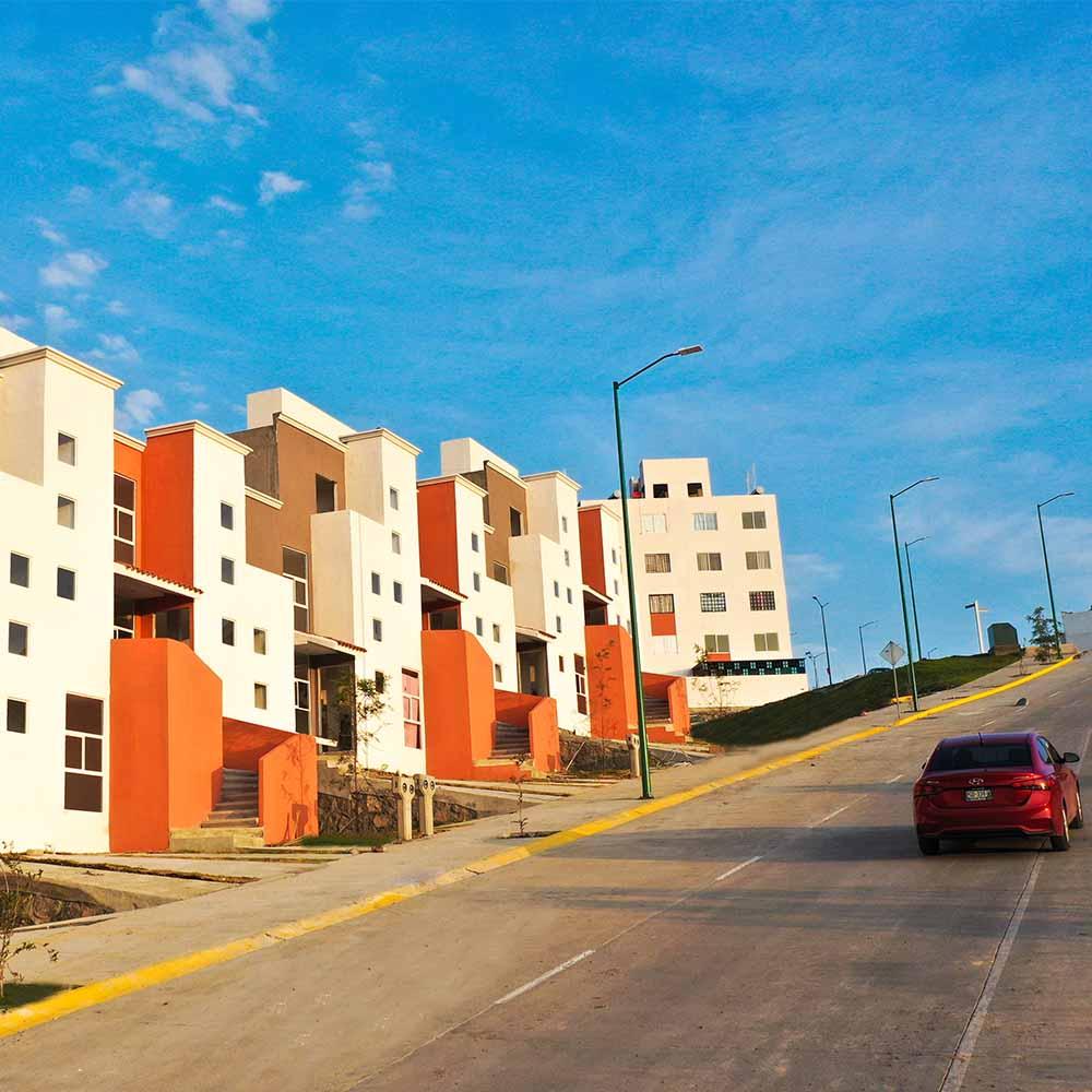 Villas Oriente.- Morelia, Sal. a Charo