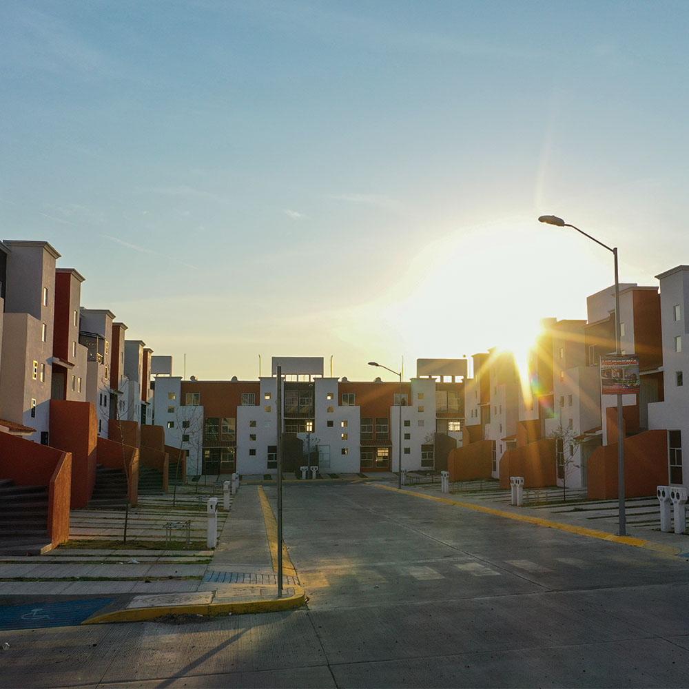 Villas del Pedregal- Morelia, Salida a Quiroga