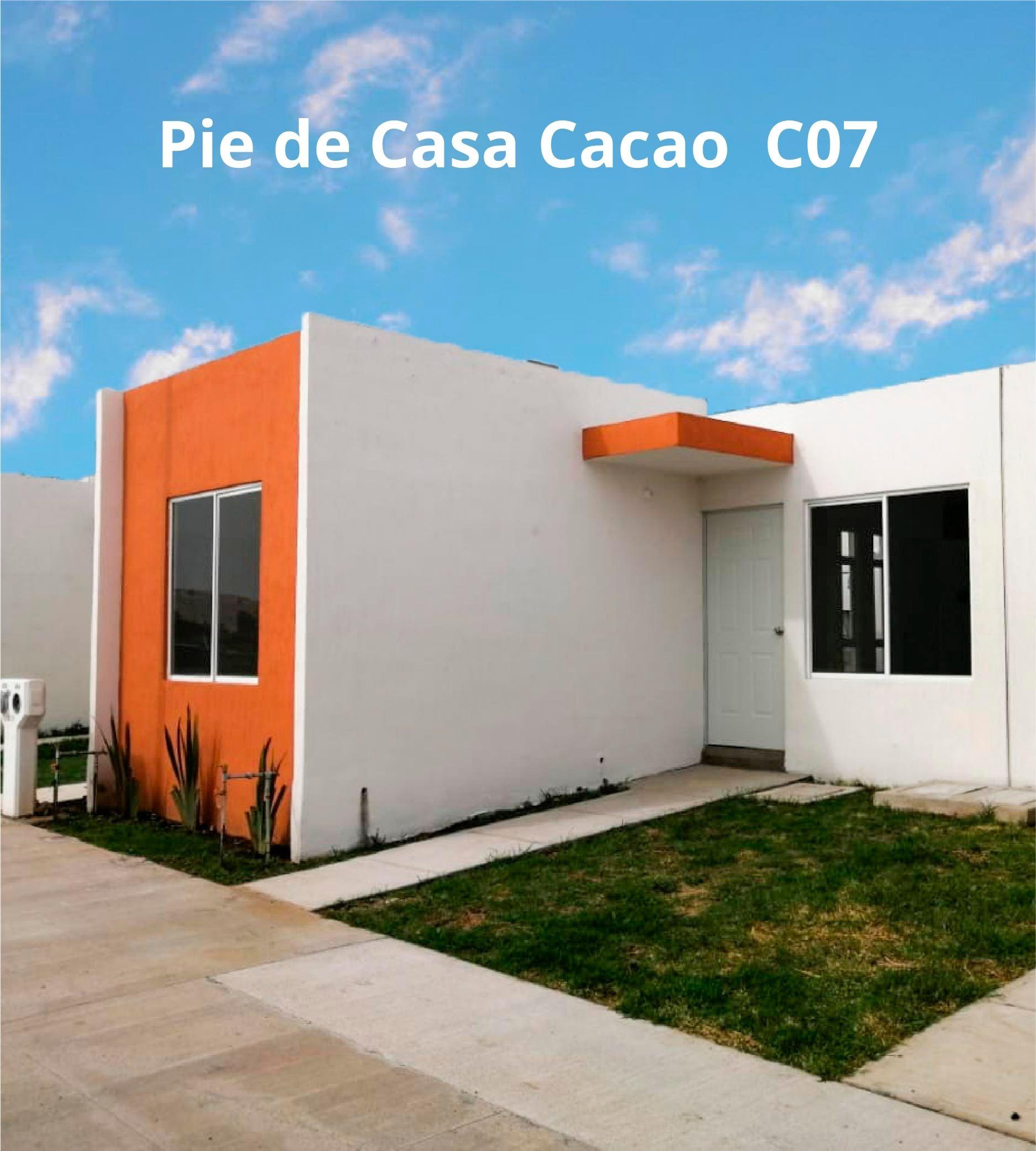 Pie de Casa Cacao C07